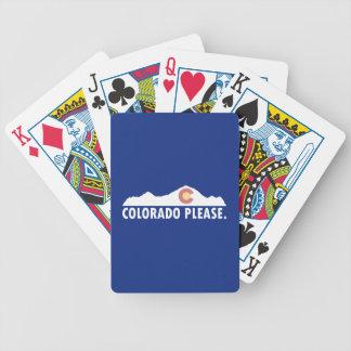 Jeu De Cartes Le Colorado svp