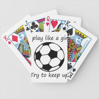 Jeu De Cartes le jeu aiment un girl3