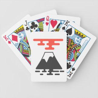 Jeu De Cartes Le mont Fuji