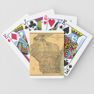 Jeu De Cartes Le Wisconsin 1896