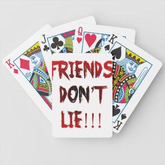 Jeu De Cartes Les amis ne se trouvent pas !