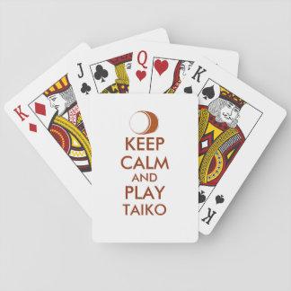 Jeu De Cartes Les cadeaux de Taiko gardent la coutume de tambour