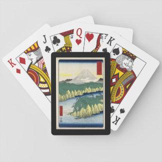 Jeu De Cartes Les cartes de jeu, index standard fait face à la