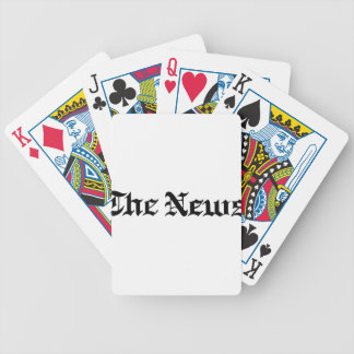Jeu De Cartes Les nouvelles