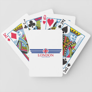 Jeu De Cartes Londres