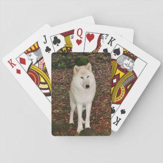 Jeu De Cartes Loup blanc