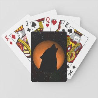 Jeu De Cartes Lune de loup