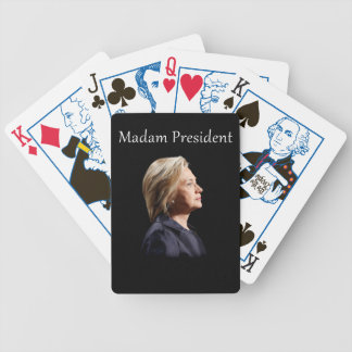 Jeu De Cartes Madame le Président style 2
