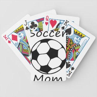Jeu De Cartes maman du football
