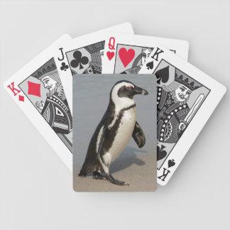 Jeu De Cartes Marche africaine de pingouin
