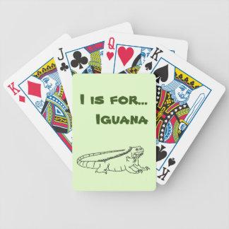 Jeu De Cartes Mon iguane