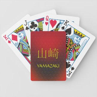 Jeu De Cartes Monogramme de Yamazaki