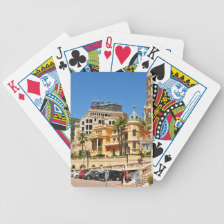 Jeu De Cartes Monte Carlo au Monaco