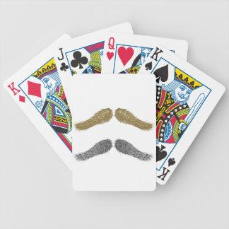 Jeu De Cartes moustaches
