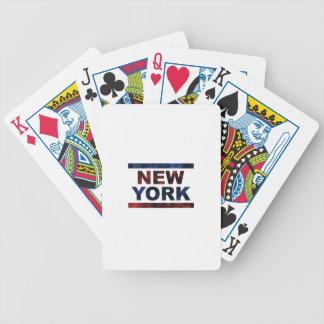 JEU DE CARTES NEW YORK