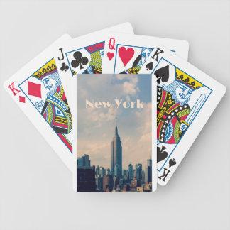 Jeu De Cartes New York City