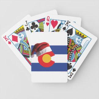 Jeu De Cartes Noël dans le Colorado