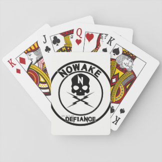Jeu De Cartes NOWAKE un acte des cartes de jeu de défi