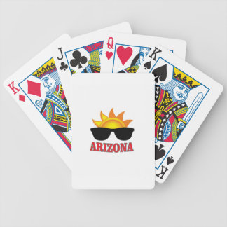 Jeu De Cartes nuances de l'Arizona ouais