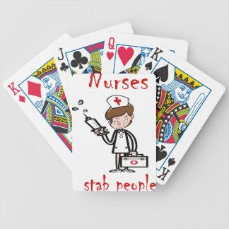 Jeu De Cartes nurse20