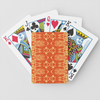 Jeu De Cartes orange