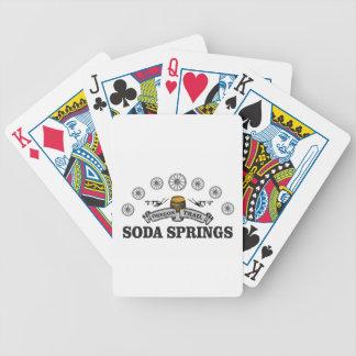 Jeu De Cartes ot de b Soda Springs