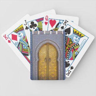 Jeu De Cartes Palace Ornate Doors des Rois