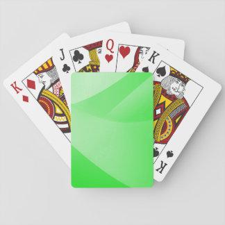 Jeu De Cartes Papier peint vert