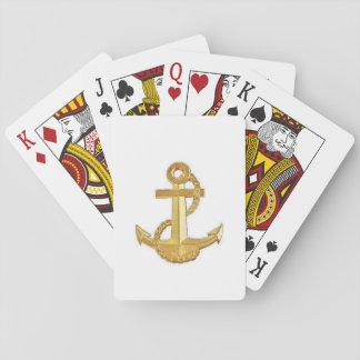 Jeu De Cartes Paquet de cartes de jeu d'ancre