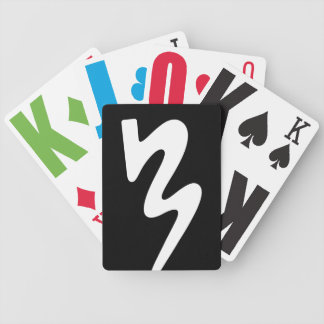 Jeu De Cartes Paquet de cartes de jeu de bicyclette
