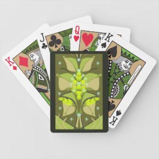 Jeu De Cartes Paquet de cartes de jeu de bicyclette de Flourish