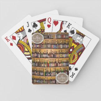 Jeu De Cartes Paquet de cartes de jeu de bière