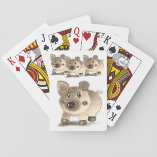 Jeu De Cartes Paquet de cartes de jeu de porc