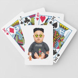 Jeu De Cartes Petites cartes de jeu de tisonnier de Bicycle®