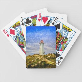 Jeu De Cartes Phare de Louisbourg