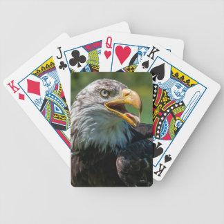Jeu De Cartes photo d'aigle