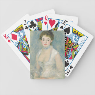 Jeu De Cartes Pierre une Madame Henriot de Renoir  