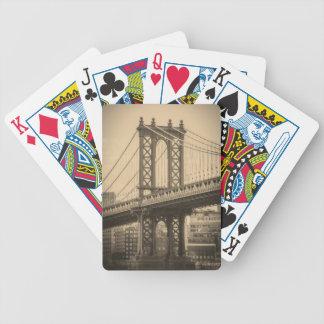 Jeu De Cartes Pont de Manhattan