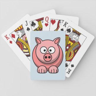Jeu De Cartes Porc mignon de personnaliser