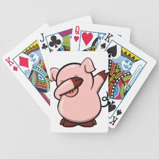 Jeu De Cartes Porc tamponnant