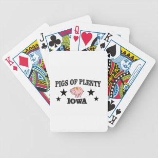 Jeu De Cartes pp Iowa