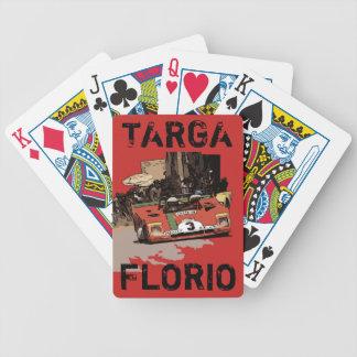 JEU DE CARTES RACE DE TARGA FLORIO
