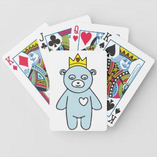 Jeu De Cartes Roi d'ours de nounours