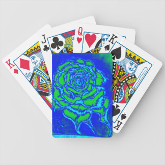 Jeu De Cartes Rose de bleu