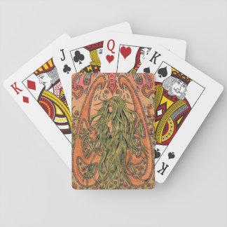 Jeu De Cartes Roseraie, cartes de jeu