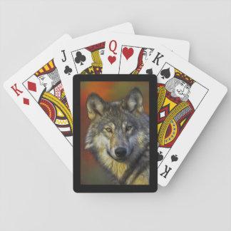 Jeu De Cartes Sagesse de loup