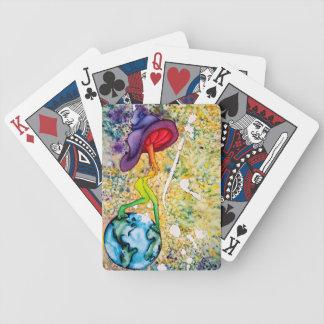 Jeu De Cartes Seules cartes de jeu de support