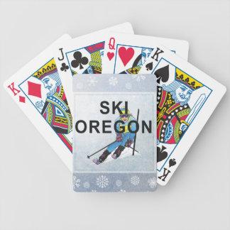Jeu De Cartes Ski SUPÉRIEUR Orégon