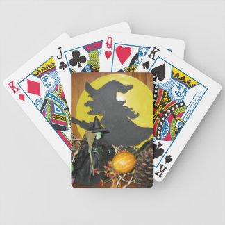 Jeu De Cartes Sorcières de Halloween