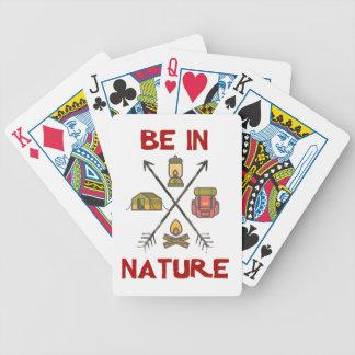 Jeu De Cartes Soyez en nature
